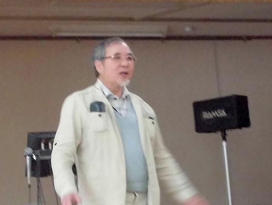 10期主幹 小林会長挨拶