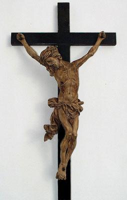 Andreas Thamasch, Kruzifix um 1680/85. Verkauft an eine schweizer Privatsammlung.