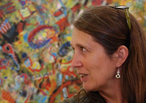 Susanne Hauenstein2012; Foto: Andreas Fischer
