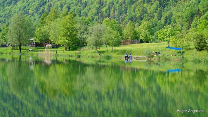 Betriebsausflug, Junggesellenabschied, Familienfeier - Angeln in Tirol - ohne Angelschein