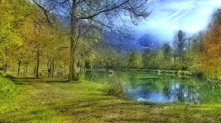 Landschaftsschutzgebiet Hefferthorn, Fellhorn, Sonnenberg - Juwel in Tirol bei Kössen / Hagertal