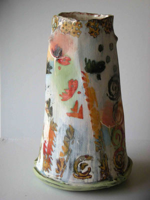 vase vrillé 35cm