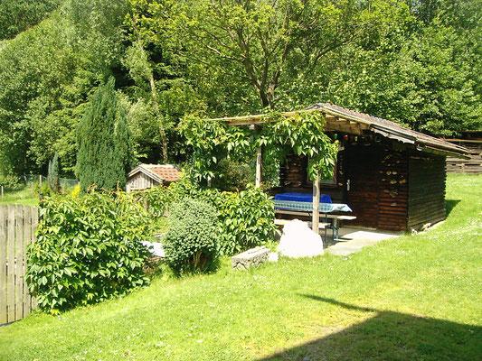 Gartenhaus Sommer