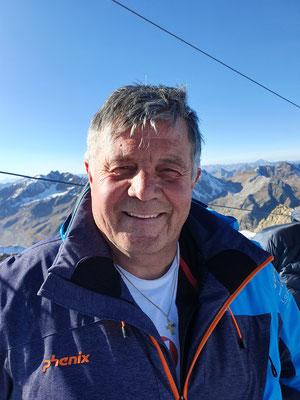 Franz Lenz - Skilehrer