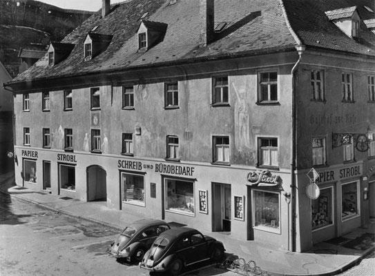 """""""Gasthaus ROSE und """"Papier Strobl"""""""