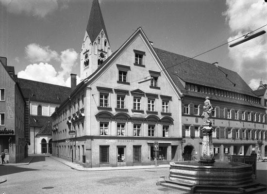 Brunnen  Kaiser-Max-Straße