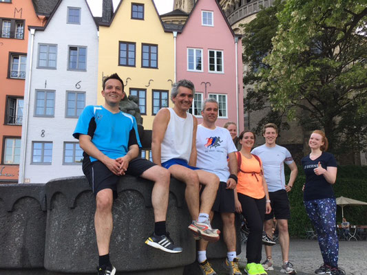 Sightrunning-Cologne