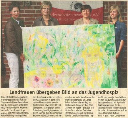 Kreiszeitung, 19.07.2011