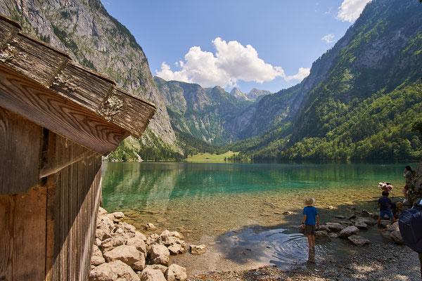 Der Obersee samt Wildtörl.