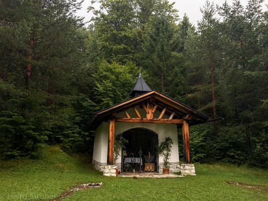 Die Birzelkapelle, keine Ahnung warum ich immer einen anderen Namen im Kopf habe :)