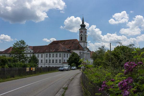 Das Kloster Schäfflarn