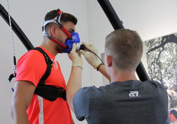 Die Spiroergometrie ermöglicht besonders tiefe Einblicke in die Leistungsfähigkeit des Körpers
