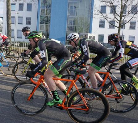 Deutsche Meisterschaft im Radcross in Bensheim