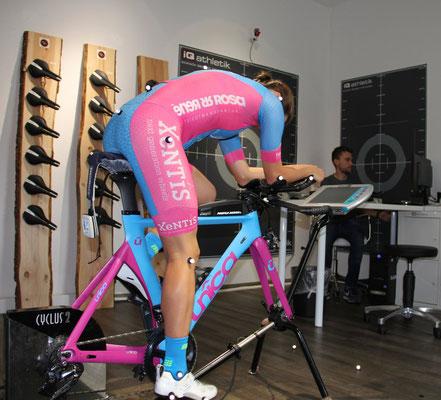 Die optimale Einstellung des Triathlonrades ist die Voraussetzung, um eine maximale Leistung zu erreichen