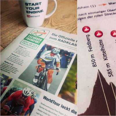 Der Radklassiker am 1. Mai gehört jetzt zur WorldTour