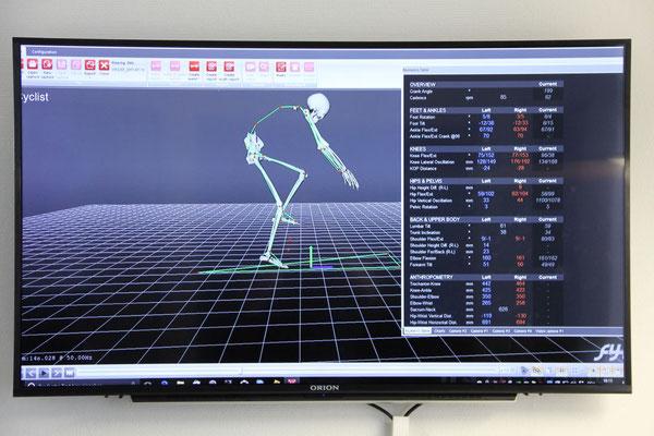 iQ athletik ist das erste Institut in Deutschland, das die Fit4bike 3D Technolgie zum Bikefitting einsetzt. Ein dynamisches Motion Capture-System, das einen neuen Standard beim Bikefitting und der Radvermessung setzto