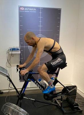 Patrick Lange: Trainingsauftakt mit Leistungsdiagnostik