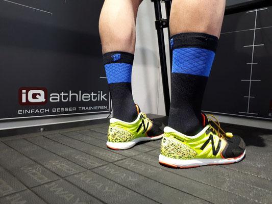 Rekord-Schuhe! Mit diesem Paar Schuhe ist Patrick Lange auf Hawaii Streckenrekord gelaufen