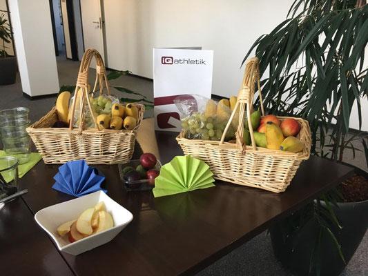 Erfolgreich essen im Büroalltag