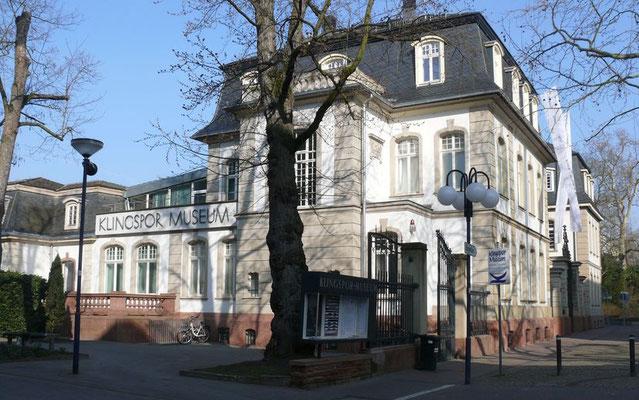 Klingspormuseum (Büsing-Palais)
