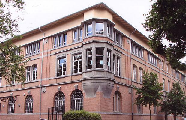 Haus der Stadtgeschichte (Bernard-Bau)