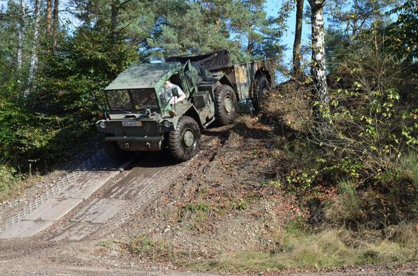 """Condec M561 """"Gama Goat"""" (ehem. US Army, Einsatz im Offroad-Gelände)"""