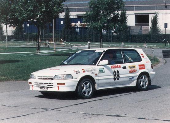 Toyota Corolla GTi 16V AE92 (Rallye, ehemals homologiert Gr. A)