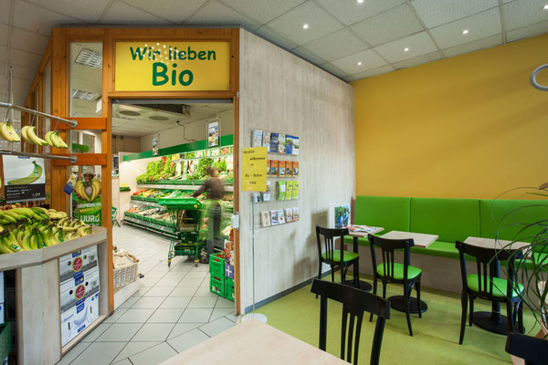 Bio -Supermarkt Vital, Oct. 2014, Germany