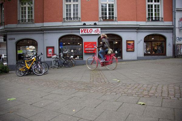 VELO - Räder die bewegen GmbH, June 2014, Germany