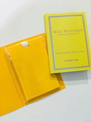 Duftkerzen von Max Benjamin