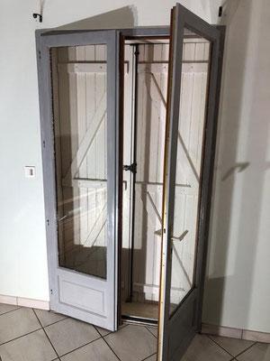 porte fenêtre après rénovation