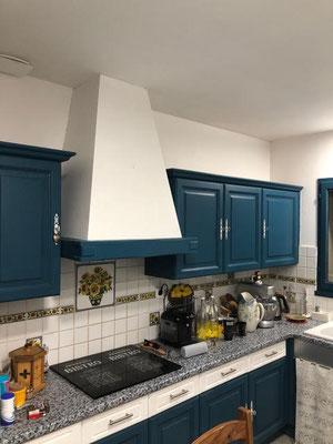 cuisine après rénovation
