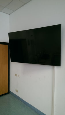 Multimediabildschirm - Berufliche Schule Stralsund