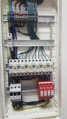 Daten- und Installationselektrik - Sozialamt Stralsund