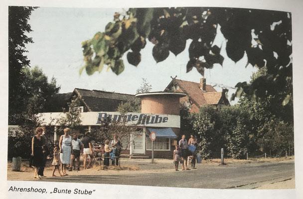 """aus dem Buch """"WANDERATLAS Fischland - Darß"""", VEB Tourist Verlag Berlin Leipzig, 1978"""