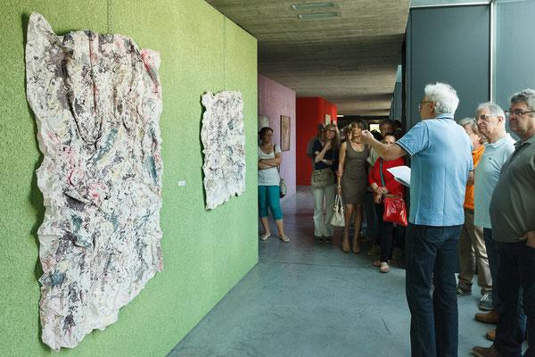 25 Athanor - Opere in mostra presso la Casa della Musica di Cervignano del Friuli (Udine) foto Alessio Buldrin www.fotoegraficaweb.com