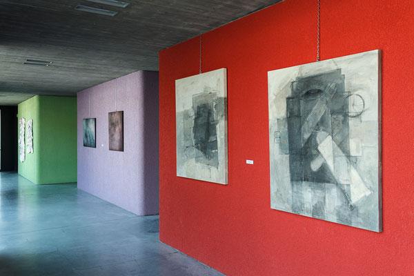 2 Athanor - Opere in mostra presso la Casa della Musica di Cervignano del Friuli (Udine) foto Alessio Buldrin www.fotoegraficaweb.com
