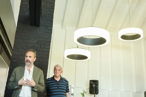 5 Athanor - Opere in mostra presso la Casa della Musica di Cervignano del Friuli (Udine) foto Alessio Buldrin www.fotoegraficaweb.com