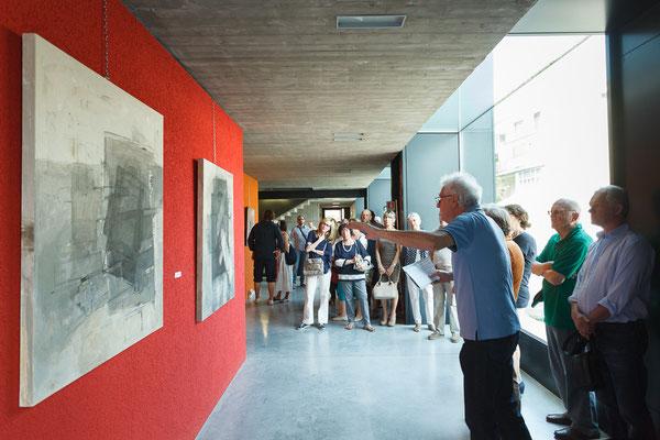 22 Athanor - Opere in mostra presso la Casa della Musica di Cervignano del Friuli (Udine) foto Alessio Buldrin www.fotoegraficaweb.com