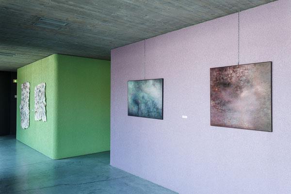 9 Athanor - Opere in mostra presso la Casa della Musica di Cervignano del Friuli (Udine) foto Alessio Buldrin www.fotoegraficaweb.com