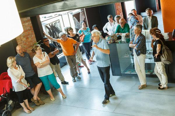 17 Athanor - Opere in mostra presso la Casa della Musica di Cervignano del Friuli (Udine) foto Alessio Buldrin www.fotoegraficaweb.com