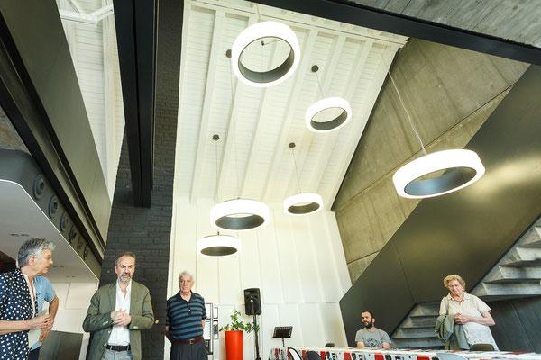 Athanor - Opere in mostra presso la Casa della Musica di Cervignano del Friuli (Udine) foto Alessio Buldrin www.fotoegraficaweb.com