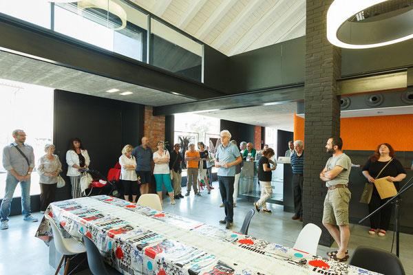 15 Athanor - Opere in mostra presso la Casa della Musica di Cervignano del Friuli (Udine) foto Alessio Buldrin www.fotoegraficaweb.com