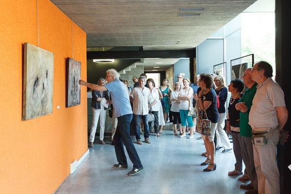20 Athanor - Opere in mostra presso la Casa della Musica di Cervignano del Friuli (Udine) foto Alessio Buldrin www.fotoegraficaweb.com
