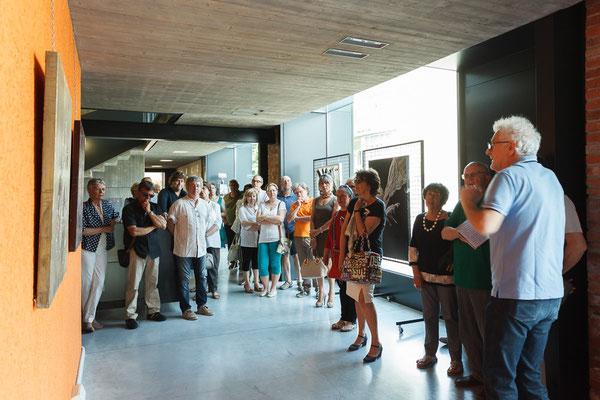 21 Athanor - Opere in mostra presso la Casa della Musica di Cervignano del Friuli (Udine) foto Alessio Buldrin www.fotoegraficaweb.com