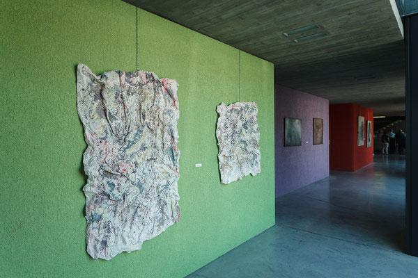13 Athanor - Opere in mostra presso la Casa della Musica di Cervignano del Friuli (Udine) foto Alessio Buldrin www.fotoegraficaweb.com