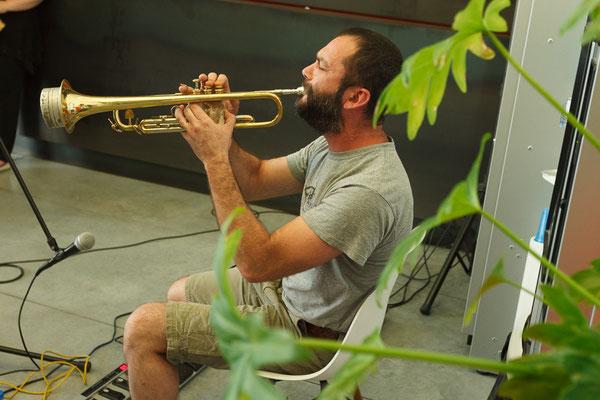 10 Athanor - Opere in mostra presso la Casa della Musica di Cervignano del Friuli (Udine) foto Alessio Buldrin www.fotoegraficaweb.com