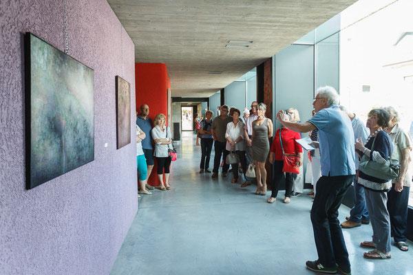 23 Athanor - Opere in mostra presso la Casa della Musica di Cervignano del Friuli (Udine) foto Alessio Buldrin www.fotoegraficaweb.com