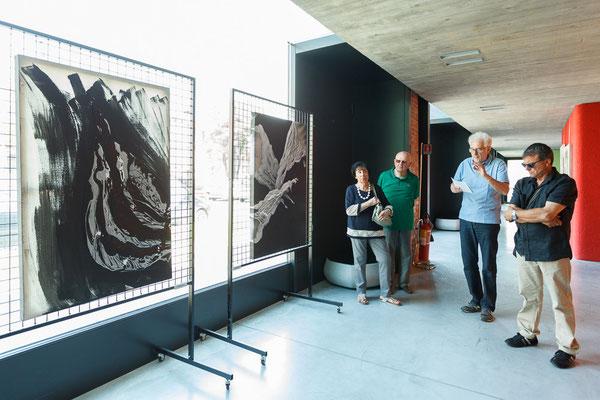 19 Athanor - Opere in mostra presso la Casa della Musica di Cervignano del Friuli (Udine) foto Alessio Buldrin www.fotoegraficaweb.com