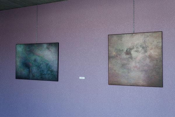 14 Athanor - Opere in mostra presso la Casa della Musica di Cervignano del Friuli (Udine) foto Alessio Buldrin www.fotoegraficaweb.com